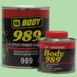 BODY 989 EPOXY HARDENER 250 ml