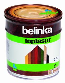 BELINKA Toplasur UV PLUS 23 mahagon 2,5 L
